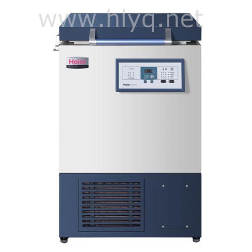 海尔小型-86℃超低温保存箱100升DW-86W100