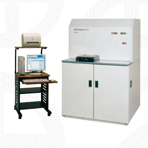 岛津多道同时型X射线荧光光谱仪MXF-2400