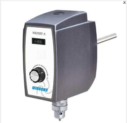 顶置式搅拌器WB2000-A/WB2000-M