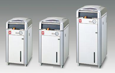 雅马拓灭菌器简介~标准型全自动立式压力蒸汽灭菌器